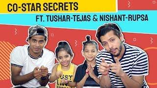 Tushar-Tejas & Nishant- Rupsa's Fun Co-Star Secrets With India Forums   Super Dancer 3