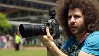 "Nikon 300mm F4E PF ""Real World Review"""