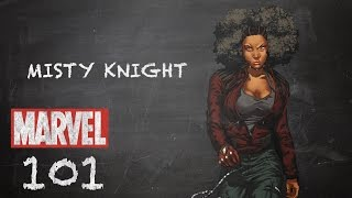 Strong Arm and a Good Eye – Misty Knight