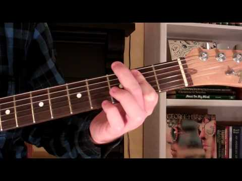 How To Play the G6/9 Chord On Guitar (G major 6th added 9th)