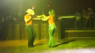 TEX ELEGANT McAllen Exhibición Dallas Texas Aniversario Poder Tejano 24Sept16