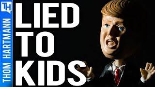When Trump Lied To Children On Freedom