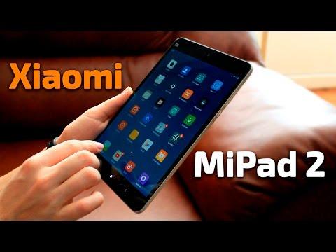 Обзор планшета Xiaomi Mi Pad 2 от Румиком