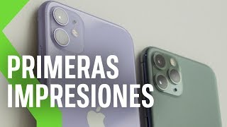 iPhone 11 y iPhone 11 Pro, primeras impresiones: así rinde la artillería de Apple para la gama alta