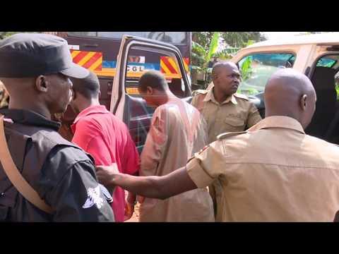 Nagirinya murder suspects charged in court