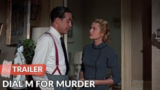 Trailer of Dial M for Murder (1954)