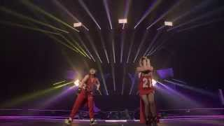 "CL & MINZY - ""Please Don't Go"" Live Performance [New Evolution]"