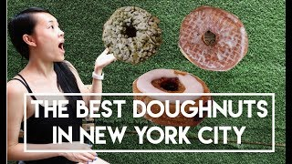 The Best Doughnuts In New York City