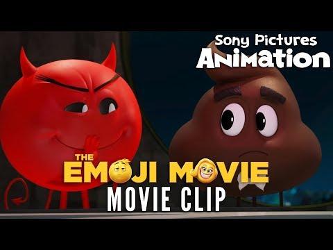 The Emoji Movie (Clip 'She's Wiped')