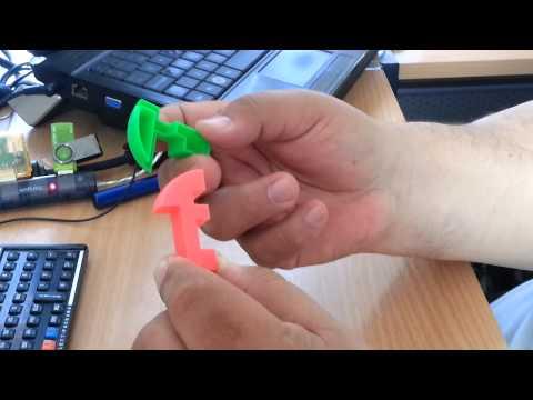 Como armar la bola china de 6 piezas