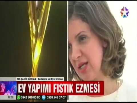 Ev Yapımı Fıstık Ezmesi - Nil Şahin Gürhan - Star Tv
