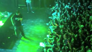DJ Okey EXCLUSIVE - Chris Webby - Starry Eyed (Live @ Webster Hall, NYC 2-20-11)