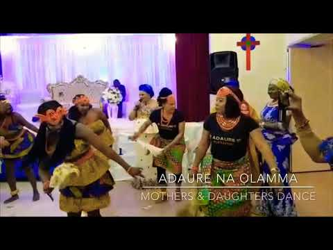 Best Igbo dance - Mothers & Daughters Dance - Adaure & Ọlamma