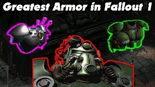 Fallout Fives - Greatest Armor In Fallout 1