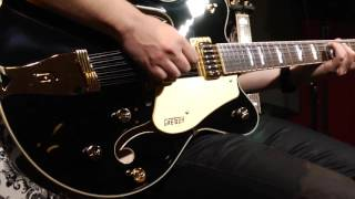Gretsch G5422G-12 Electromatic Hollow Body Double-Cut 12-Strings - BK Video