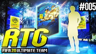 WE PACK A TOTS! - FIFA 20 RTG #05