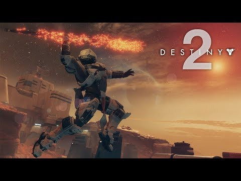 Destiny 2 - Expansion II: Warmind Launch Trailer thumbnail