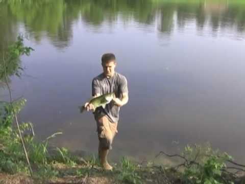 Alabama Farm pond fishing Part two