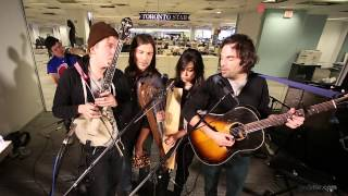 Barr Brothers perform 'How the Heroine Dies' for Star Newsroom Sessions