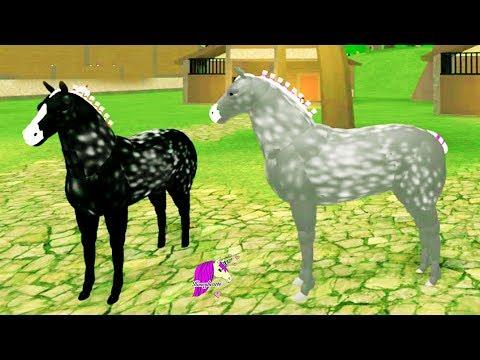 Broken Leg Horse World New Percheron Horses Lets Play - roblox horses videos