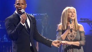 Barbra Streisand - Climb Ev'ry Mountain (feat. Jamie Foxx)