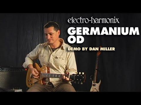 ELECTRO HARMONIX Germanium OD Kytarový efekt