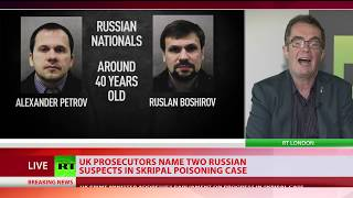 UK PM: 2 suspects in Skripals poisoning case are Russian military intelligence officers