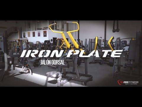 Vídeo YouTube Jalón dorsal