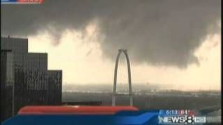 Dallas Tornado September 8, 2010