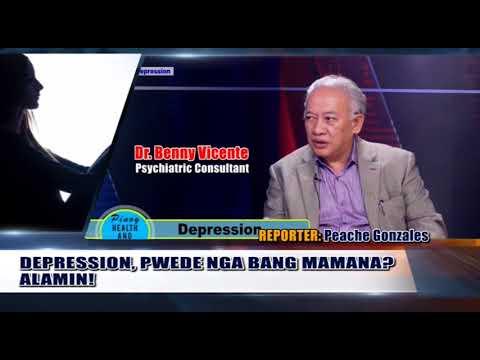 [DZRH]  DEPRESSION, NAMAMANA?
