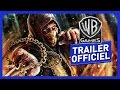Mortal Kombat X - 1er trailer