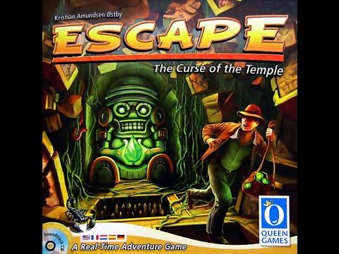 The Purge: # 1227 Escape: The Curse of the Temple: The Curses (Module)