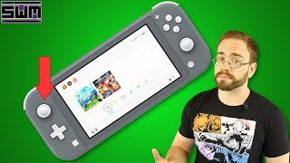 The Nintendo Switch Lite Could Have A Big Problem