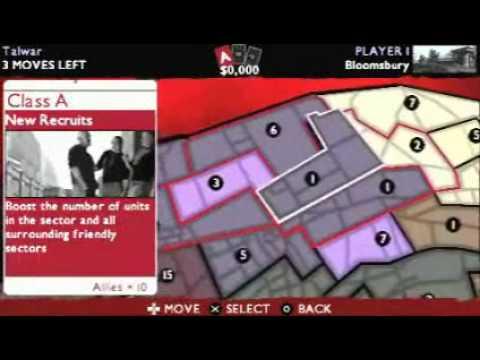 gangs of london psp iso fr