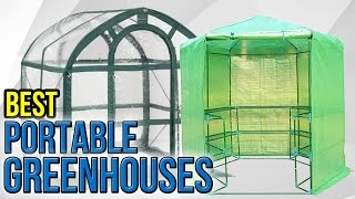 10 Best Portable Greenhouses 2017