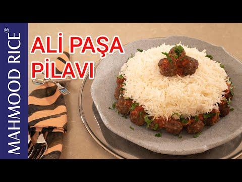 Ali Paşa Pilavı