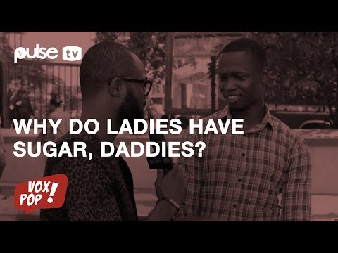 "Is It Right To Have A ""Sugar Daddy"". 