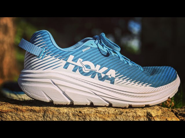 HOKA RINCON 2 REVIEW   THE BEST LIGHT WEIGHT SHOE for Running? (2020)