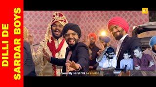 Dilli De Sardarboys ( REACTION) (Starboy Punjabi) Aparshakti Khurana  Singhsta