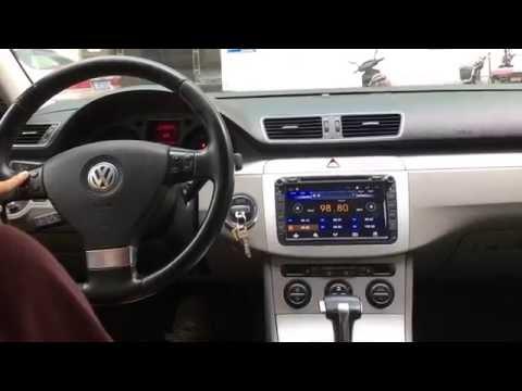 Joying 1024*600 Android 4 4 car dvd player gps Volkswagen