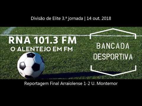 Reportagem Final Arraiolense Vs Grupo União Sport