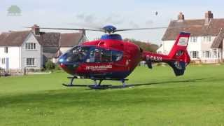preview picture of video 'Eurocopter EC135 - Devon Air Ambulance (edited version)'