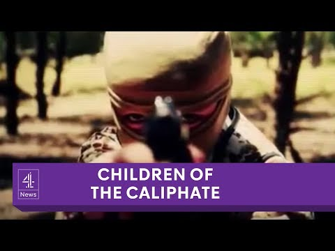 ISIS' children: soldiers trained to kill and die