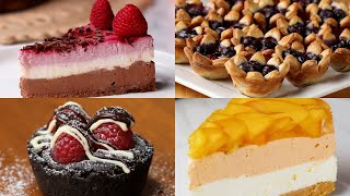 Fruity Desserts To Make With Summer Produce