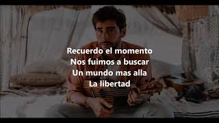 Alvaro Soler   La Libertad (LyricsKaraoke)