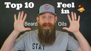 Feel in Beard Top 10 Beard Oils