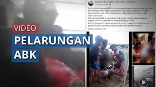 Detik-Detik Video Pelarungan dan Perbudakan ABK Indonesia di Kapal China Luqing Yuan Yu 623