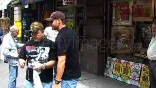Сверхъестественное, Дженсен и Дэннил в Нью-Йорке