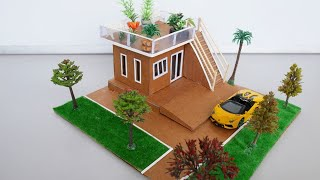 HowTo Make Your Own Miniature Dollhouse