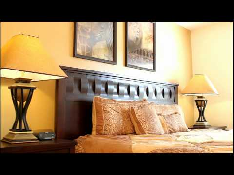 EMERALD ISLAND RESORT VIDEO PROPERTY TOUR VACATION RENTAL ORLANDO FLORIDA AREA